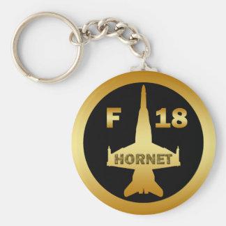 F-18 HORNET KEYCHAIN