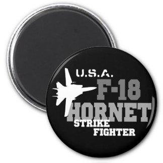 F-18 Hornet - Strike Fighter Magnet