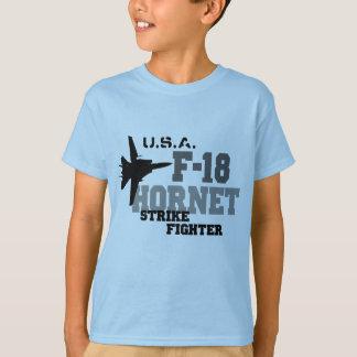 F-18 Hornet - Strike Fighter T-Shirt