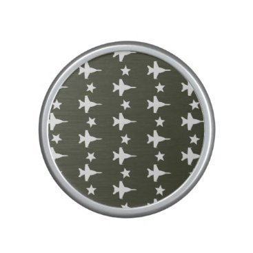 F-18 Pattern Bluetooth Speaker