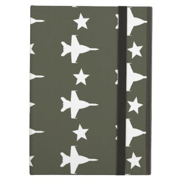 F-18 Pattern Case For iPad Air