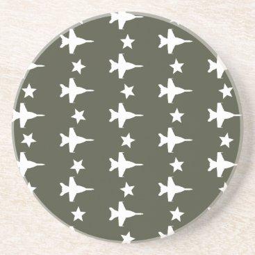 F-18 Pattern Coaster