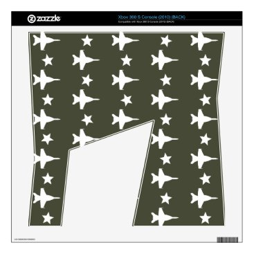 F-18 Pattern Decal For The Xbox 360 S