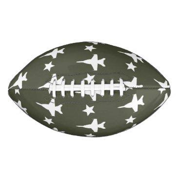 F-18 Pattern Football