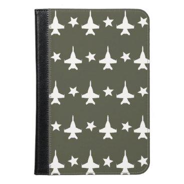 F-18 Pattern iPad Mini Case