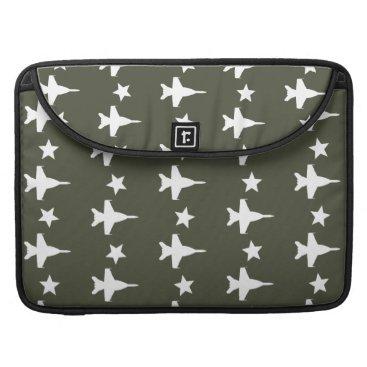 F-18 Pattern MacBook Pro Sleeve