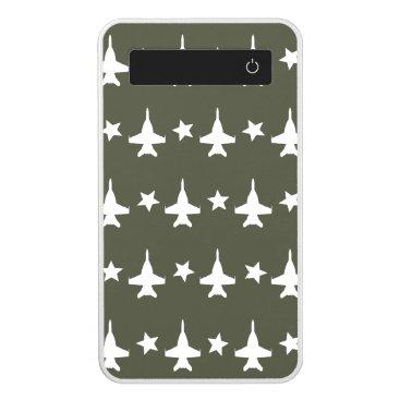 F-18 Pattern Power Bank