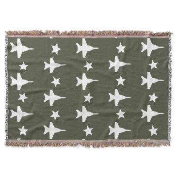 F-18 Pattern Throw