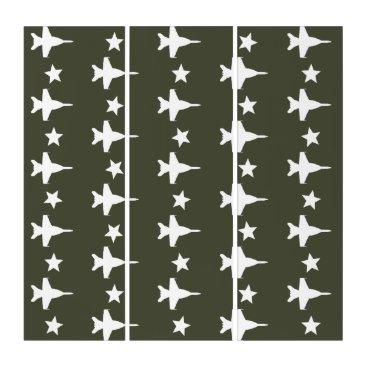 F-18 Pattern Triptych
