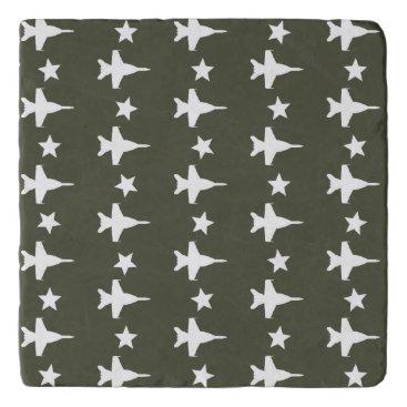 F-18 Pattern Trivet