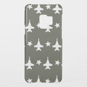 F-18 Pattern Uncommon Samsung Galaxy S9 Case