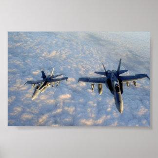 F-18  PRINT