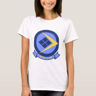 F-18 with VFA-146 Blue Diamonds Squadron T-Shirt