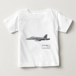 F-18 with VFA-147 ARGONAUTS Squadron T-shirts