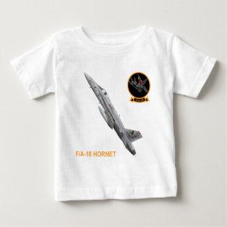 F-18 with VFA-147 ARGONAUTS Squadron Tee Shirts