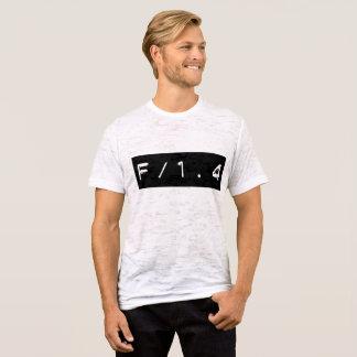 F/1.4 Selective Focus T-Shirt