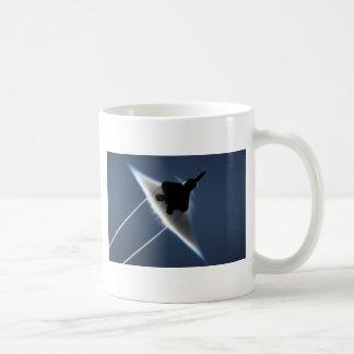 F-22 Abductor Sonic Boom Coffee Mug