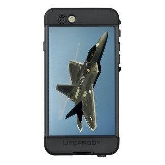 F-22 Fighter Jet LifeProof NÜÜD iPhone 6s Case