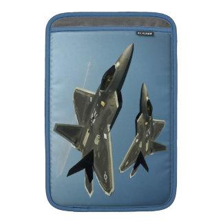 F-22 Fighter Jet MacBook Sleeve
