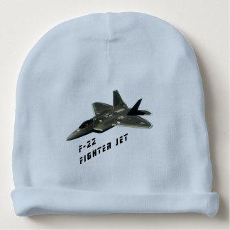 F-22 Fighter Jet, Raptor Baby Beanie