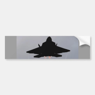 F-22 QUE SALE DE GUAM PEGATINA PARA AUTO