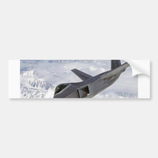 F-22 Raptor-Elmendorf AFB Bumper Sticker