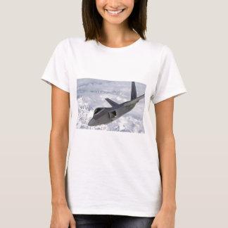 F-22 Raptor-Elmendorf AFB T-Shirt