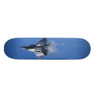 F-22 Raptor flyby Skateboard