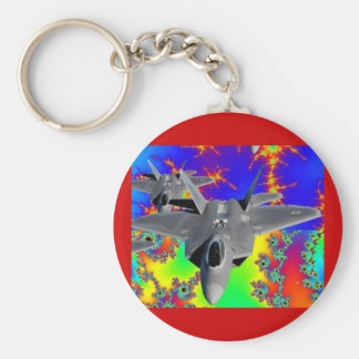F-22 RAPTOR KEYCHAIN