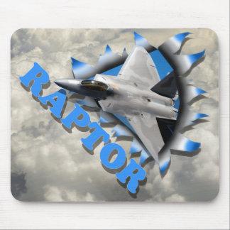 F 22 Raptor Mouse Pad