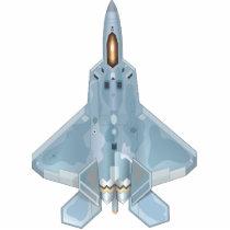 F-22 RAPTOR ORNAMENT