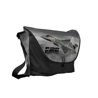 F-22 RAPTOR Outside Print Bag