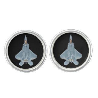 F-22 Raptor Cufflinks