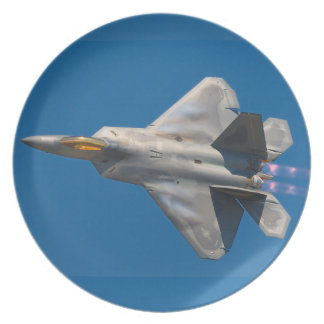 f-22 RAPTOR Party Plate