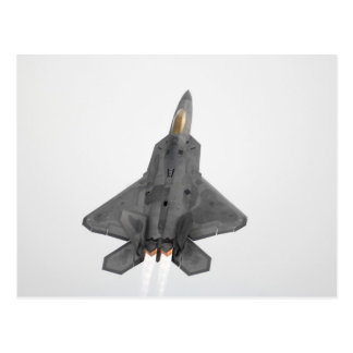 F-22 Raptor Postcard