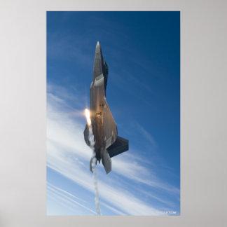 F-22 Raptor Posters