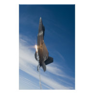 F-22 Raptor Posters