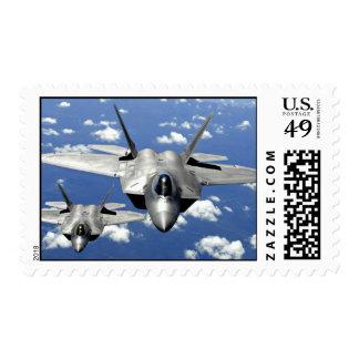 F-22 Raptor Stamp