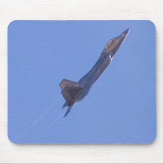 F-22 Raptor Streaks Off mousepad
