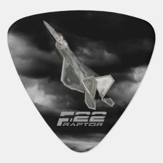 F-22 RAPTOR Triangle Guitar Pick