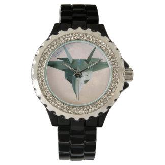f-22 raptor wrist watch