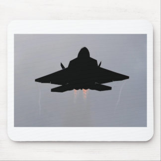 F-22 STEALTH FIGHTER MOUSE PAD