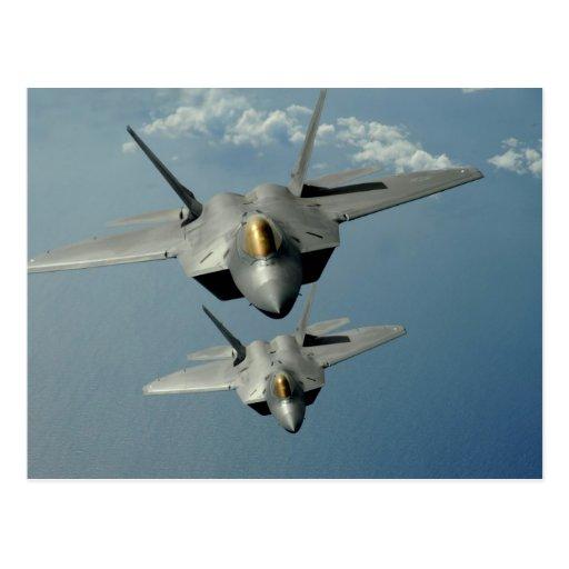 F-22A Raptor Postcard