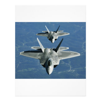 F-22a_Raptors Personalized Flyer