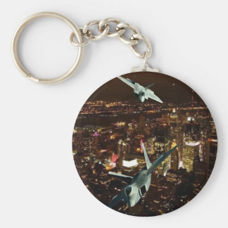 F-22's  'SCISSOR MANEUVER' Keychain
