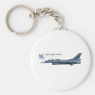 F-2B VIPER ZERO KEYCHAINS