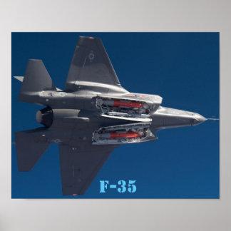 F-35 JSF PÓSTER