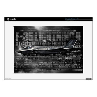 "F-35 Lightning II 15"" Laptop For Mac & PC Skin Skin For Laptop"