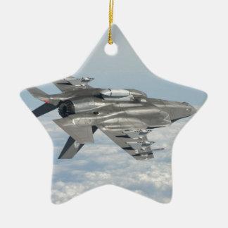 F-35 Lightning II Ceramic Ornament