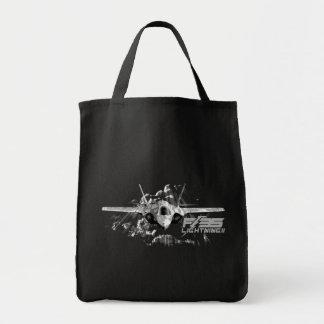 F-35 Lightning II Grocery Tote